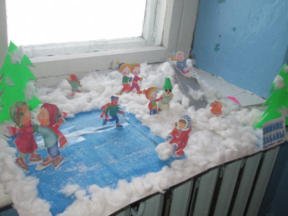 Для детей своими руками зимой 198